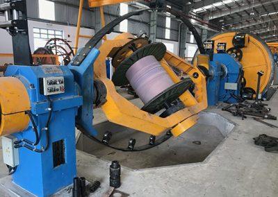 Relocated Cadivi Phu Lam Factory to Tan Phu Trung